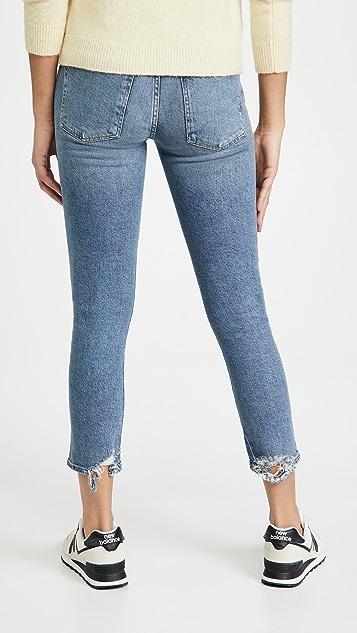 AGOLDE Toni 牛仔裤