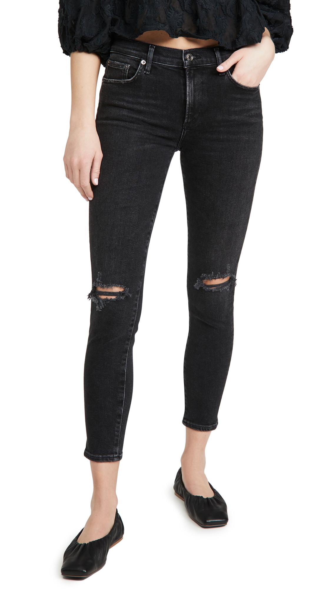 AGOLDE Sophie Ankle Jeans