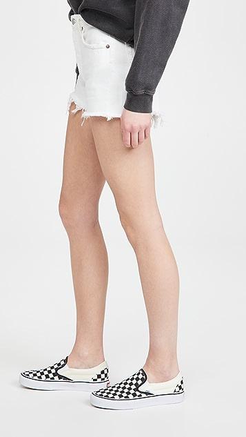 AGOLDE Parker 复古超短裤