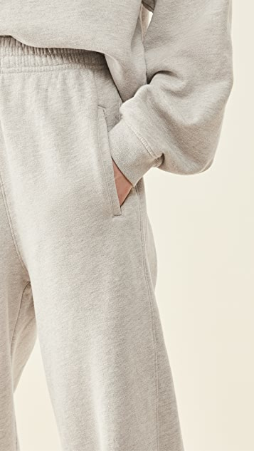 AGOLDE 弧形裤筒灯笼运动裤