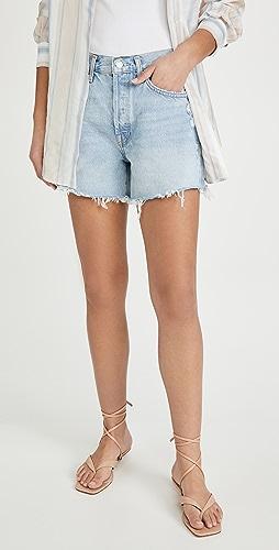 AGOLDE - Parker 长款宽松复古短裤