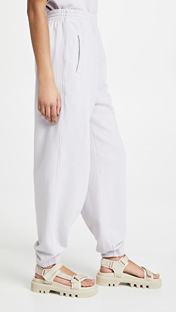 AGOLDE Balloon Curved Leg Sweatpants