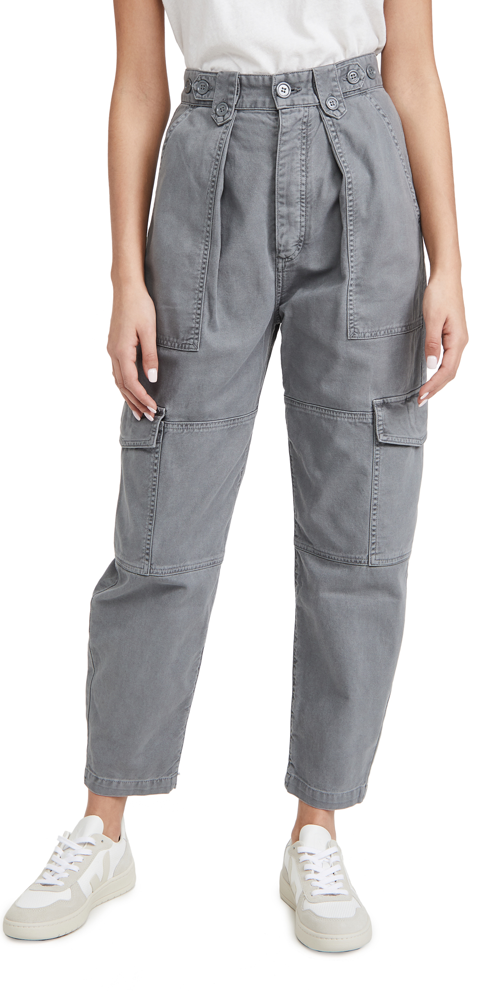 AGOLDE Mila High Rise Utility Pants
