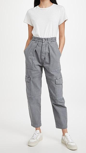 AGOLDE Mila 高腰实用裤