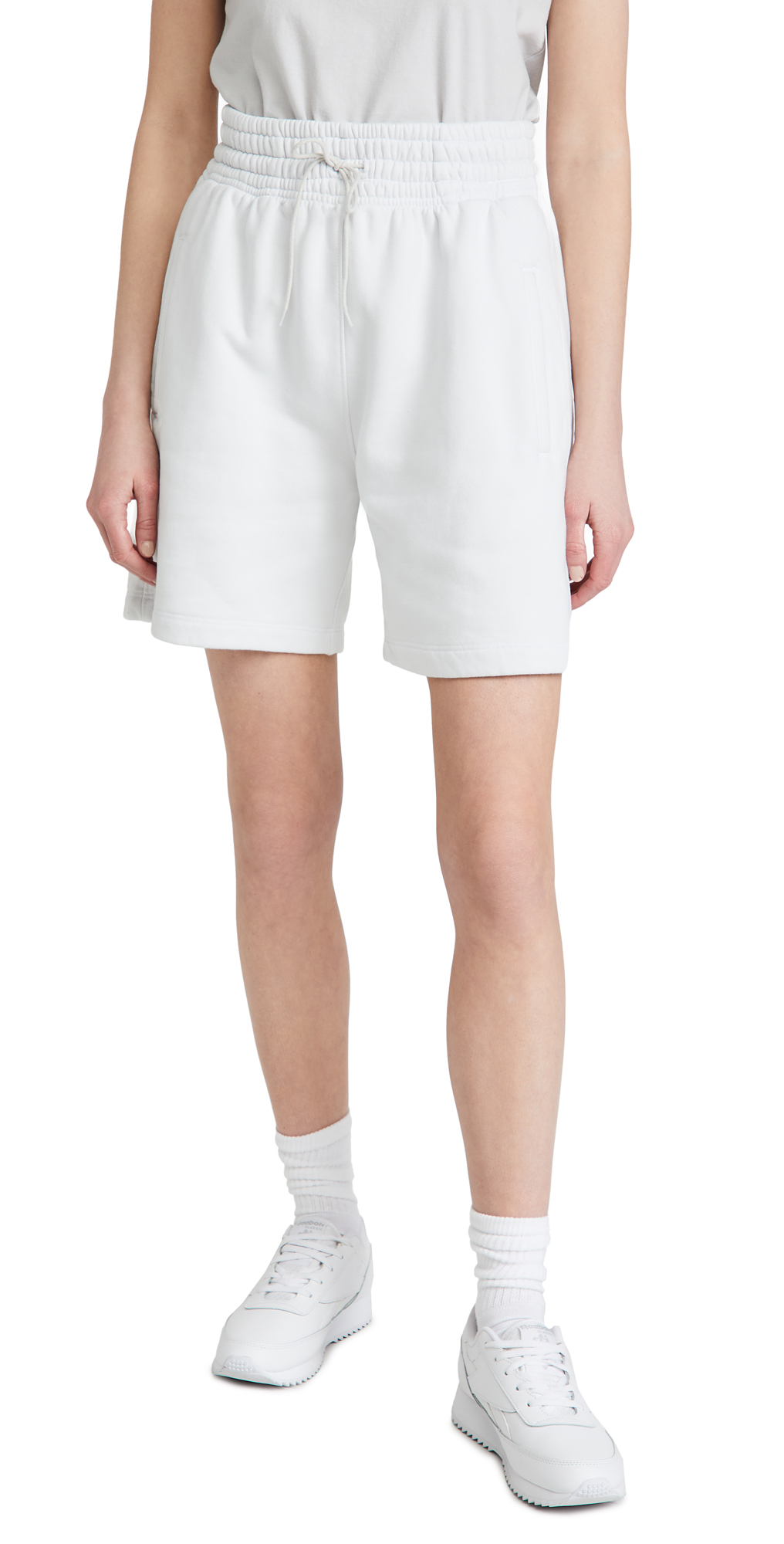 AGOLDE Boxing Fleece Shorts