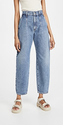 AGOLDE - Darted Balloon Baggy Tapered Jeans