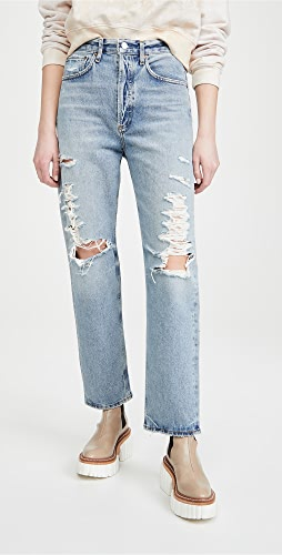 AGOLDE - 90's Mid Rise Loose Fit Jeans