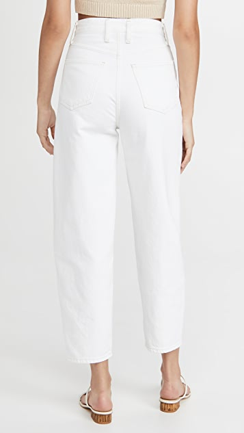 AGOLDE Balloon Ultra High Rise Curved Taper Jeans
