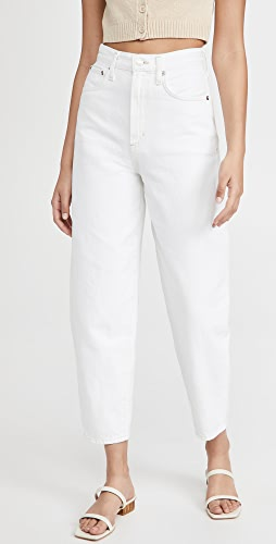 AGOLDE - Balloon Ultra High Rise Curved Taper Jeans