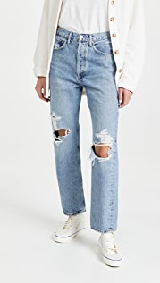 AGOLDE Mid Rise Loose Fit 90'S Jeans