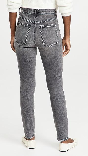 AGOLDE Pinch Waist Skinny Jeans