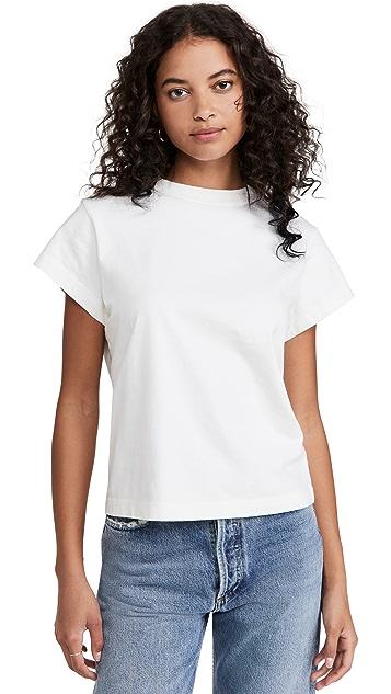 AGOLDE Anika 小肩袖 T 恤