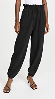 AGOLDE Paperbag High Rise Relaxed Leg Sweatpants