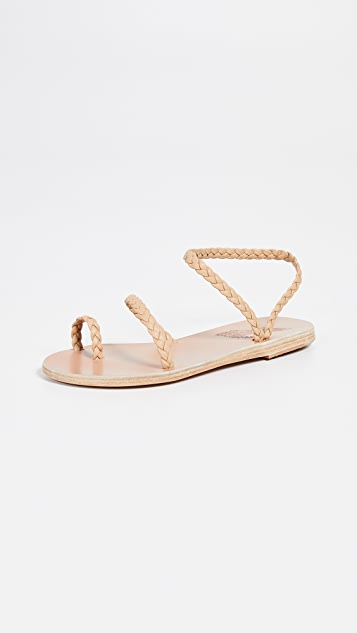 Ancient Greek Sandals Сандалии Eleftheria