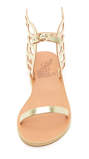 Ancient Greek Sandals Ikaria Sandals