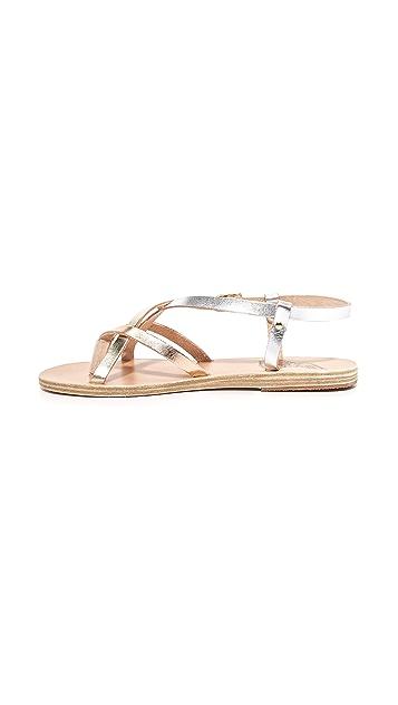 Ancient Greek Sandals Semele Sandals