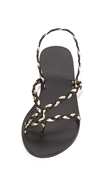 Ancient Greek Sandals Yianna Sandals