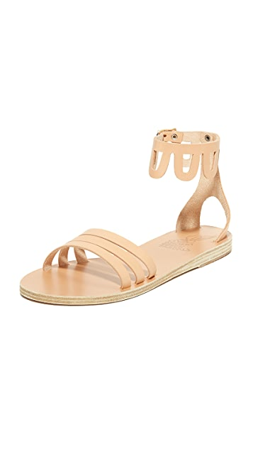 Ancient Greek Sandals Omorfi Sandals
