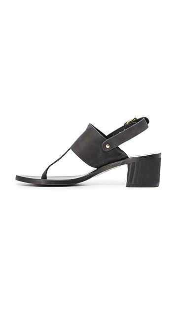 Ancient Greek Sandals Armonia Block City Sandals