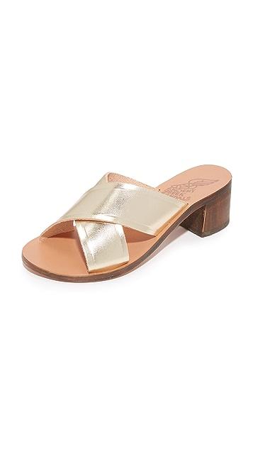 Ancient Greek Sandals Thais City Sandals