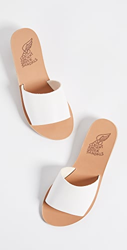 Ancient Greek Sandals - Taygete Slide Sandals