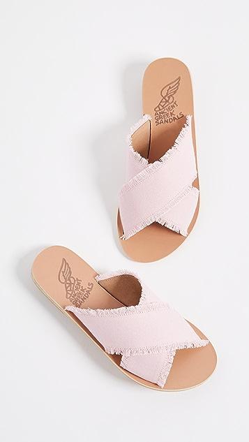Ancient Greek Sandals Thais Slide Sandals