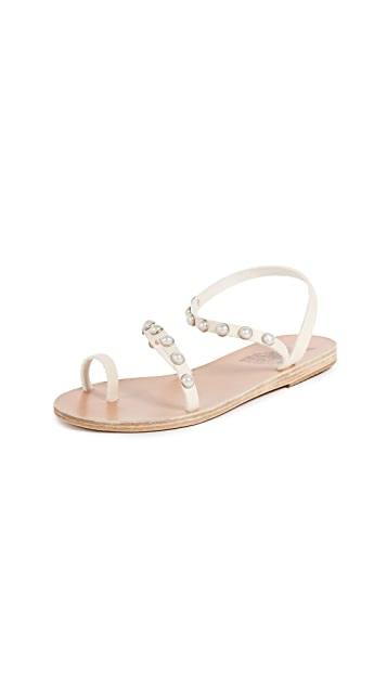 Ancient Greek Sandals Apli Eleftheria Sandals