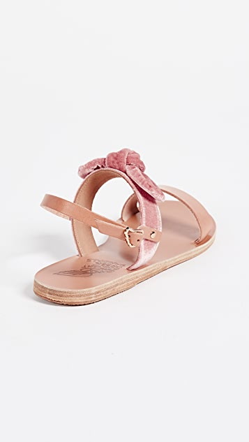 Ancient Greek Sandals Clio Bow Sandals