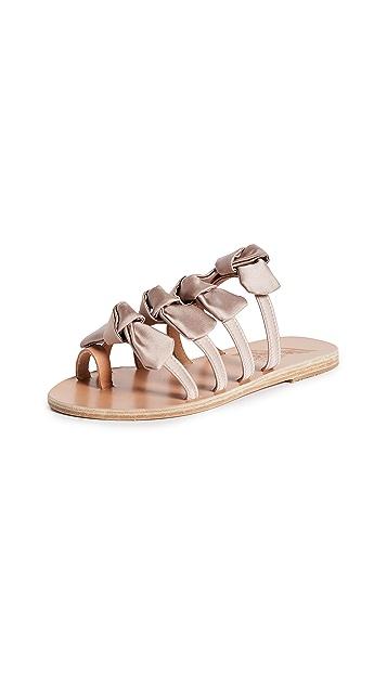 Ancient Greek Sandals Hara 蝴蝶结凉拖鞋