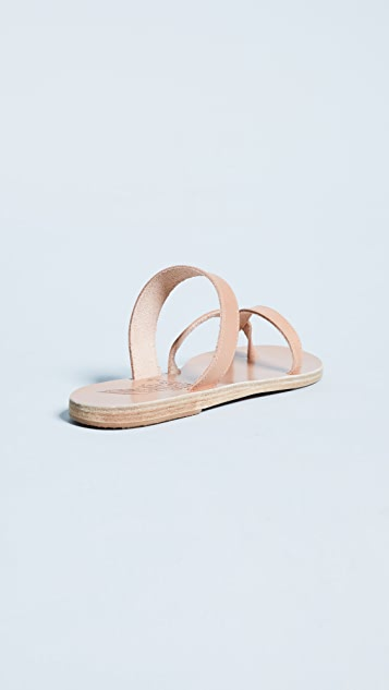 Ancient Greek Sandals Daphnae Sandals