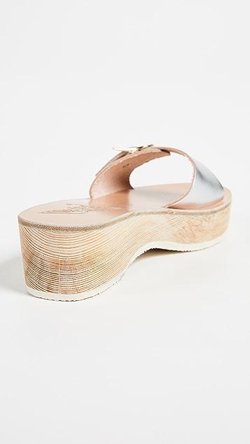 Ancient Greek Sandals Filia Sabot Slide