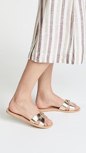 b45e2aa5f23ce ... Ancient Greek Sandals Anna Slide ...