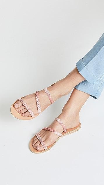 Ancient Greek Sandals Alkimini Sandals
