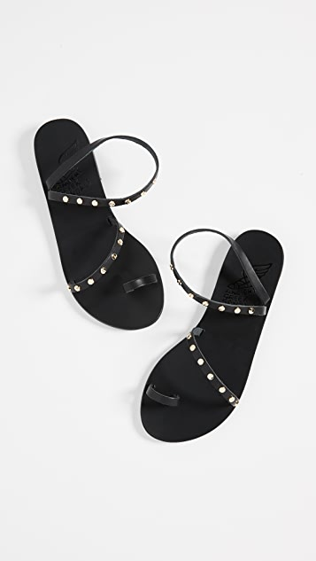 Ancient Greek Sandals Apli Eleftheria Slide Sandals