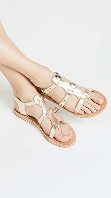 d7ace6d3e8e1a Grace Kelly Sandals
