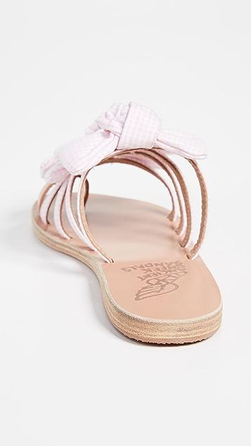 Ancient Greek Sandals Hara Slides