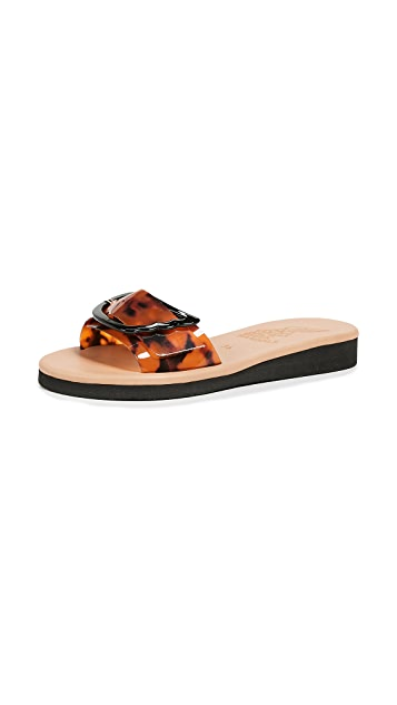 Ancient Greek Sandals Сандалии без застежки Aglaia
