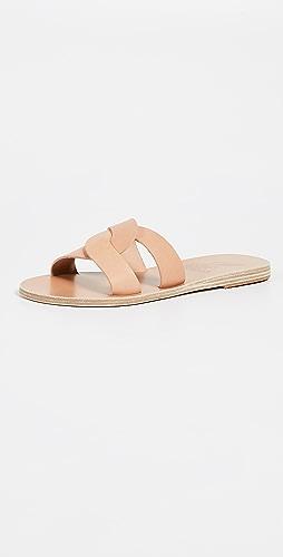 Ancient Greek Sandals - Desmos Slides