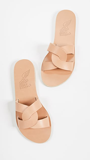 Ancient Greek Sandals Desmos 凉拖鞋