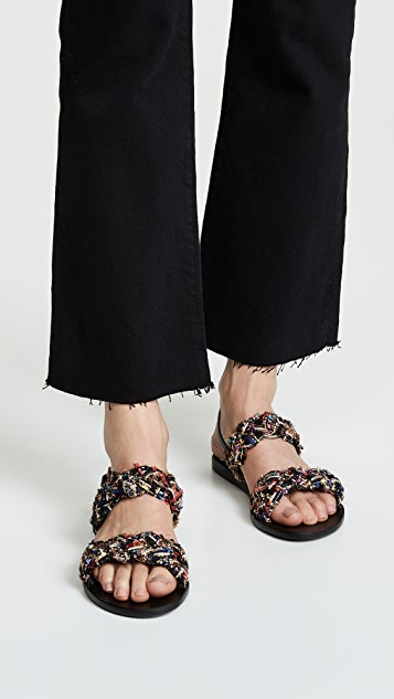 Ancient Greek Sandals Сандалии Spianada
