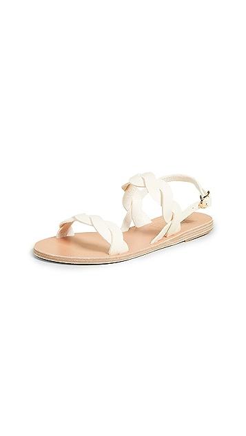Ancient Greek Sandals Plexi Sandals