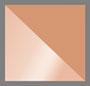 розовый металл/песочный
