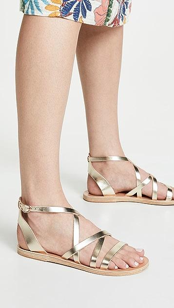 Ancient Greek Sandals Delia Sandals