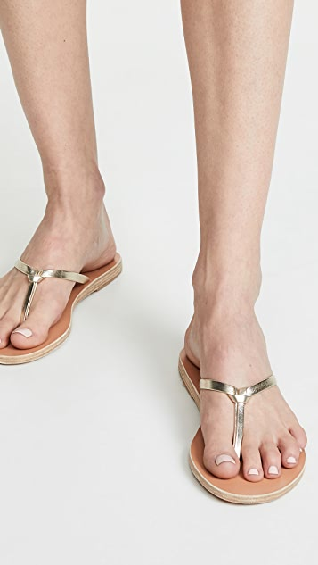 Ancient Greek Sandals Вьетнамки Doro