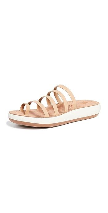 Ancient Greek Sandals Niki Comfort Slides - Natural