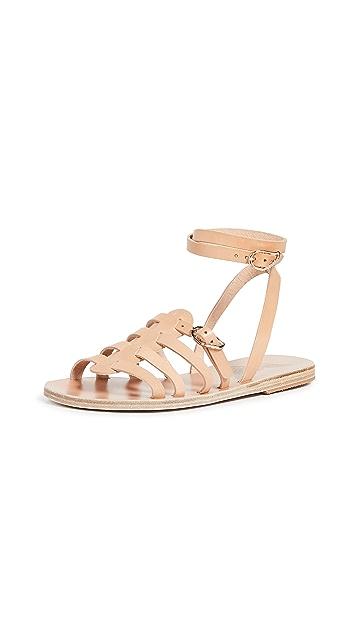 Ancient Greek Sandals Othoinoi Sandals