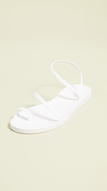 Ancient Greek Sandals Eleftheria Slide Sandals