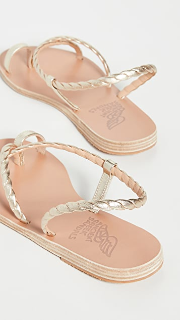 Ancient Greek Sandals Fysi 趾环凉鞋