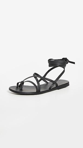 Ancient Greek Sandals Morfi 凉鞋