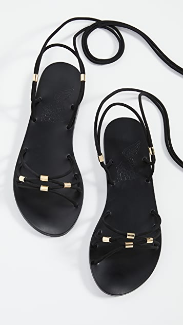 Ancient Greek Sandals Сандалии Persida